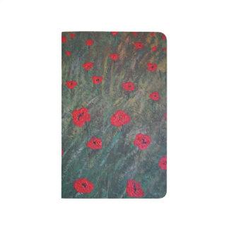 Diário Poppy meadow