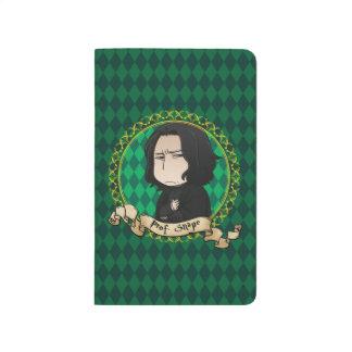Diário Professor Snape do Anime