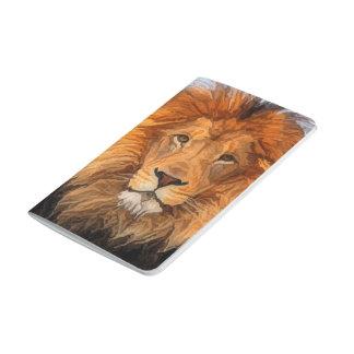 Diário Rei do leão do caderno do jornal do campo do gato
