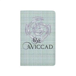 Diário Seja caderno de bolso de Wiccad