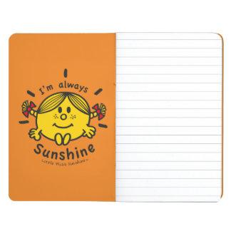 Diário Senhorita pequena Luz do sol | eu sou sempre luz