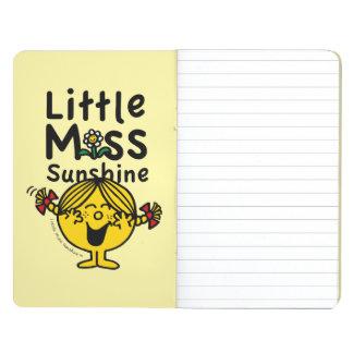 Diário Senhorita pequena pequena Luz do sol Riso da