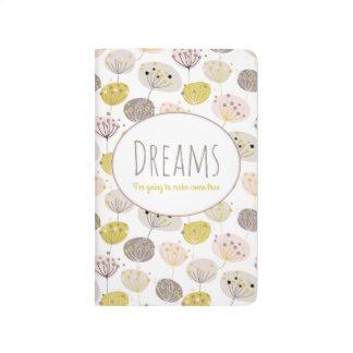 """Diário """"Sonhos eu estou indo fazer verdadeiro vindo """""""