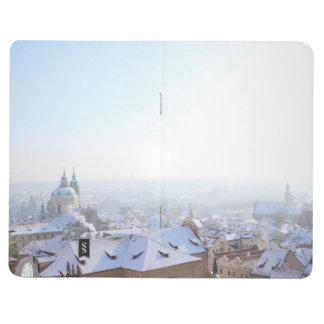 Diário Telhados do inverno de Praga