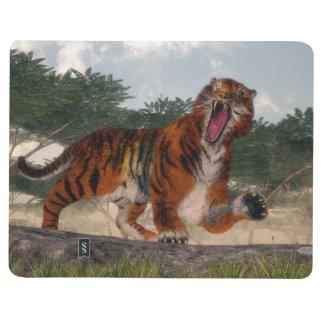 Diário Tigre que ruje - 3D rendem