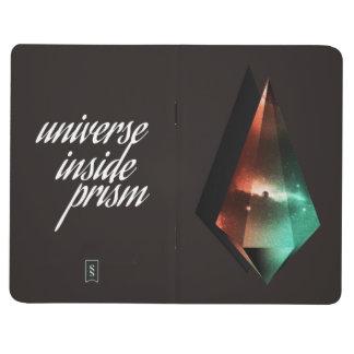Diário Universe inside prism