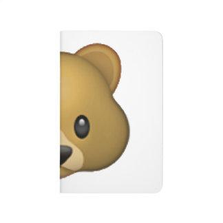 Diário Urso - Emoji