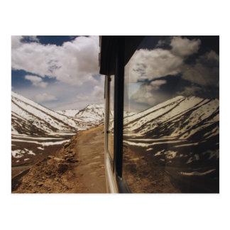Diários de Ladakh Cartão Postal