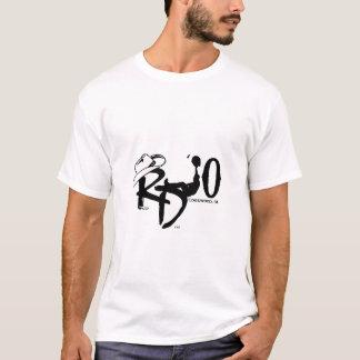 Dias 2010 do rodeio camiseta