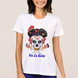 Dias Louisiana do contrabando da rainha do pirata Camiseta