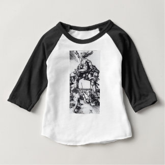 Die_Hexe_ (Albrecht_Dürer) Camiseta Para Bebê