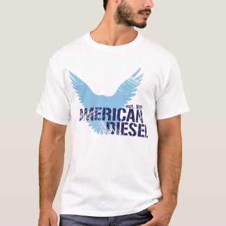 Diesel americano camiseta