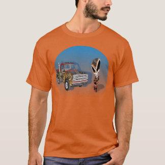 Dieselborg estrangeiro adolescente camiseta