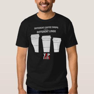 + diferente 2 t-shirt