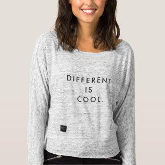 Diferente é a camisa legal - projeto da inclusão