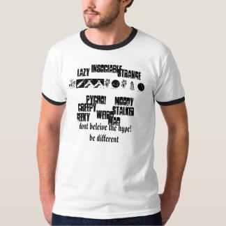 diferente! t-shirt