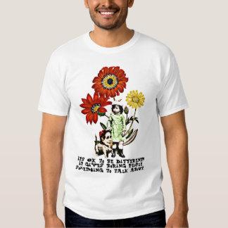 Diferente T-shirts