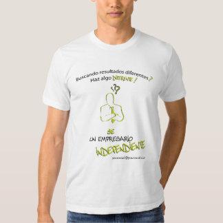 Diferentes de Resultados Camisetas