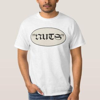 """Diga como Gerador McAuliffe fez em 1944.  """"Loucos T-shirt"""