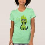 Diga Killamari! : Meninas Camiseta