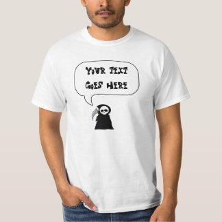 diga qualquer coisa camisa do Ceifador