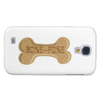 Diggity quente! ™_Bone-Fone Galaxy S4 Case