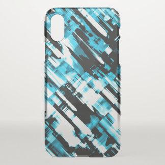digitalart G253 do preto azul do caso do iPhone X Capa Para iPhone X