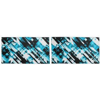 Digitalart quente G253 do abstrato do preto azul