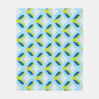 Dijon retro cobertor de lã