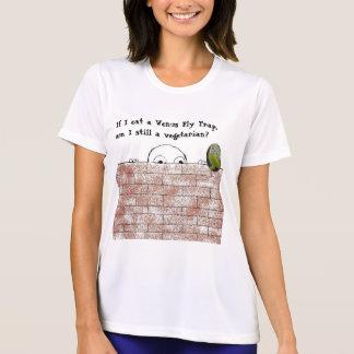 Dilema do vegetariano - camisa