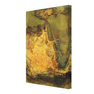 Dimensão nova impressão em tela canvas