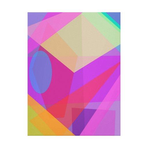 Dimensões Impressão De Canvas Esticadas
