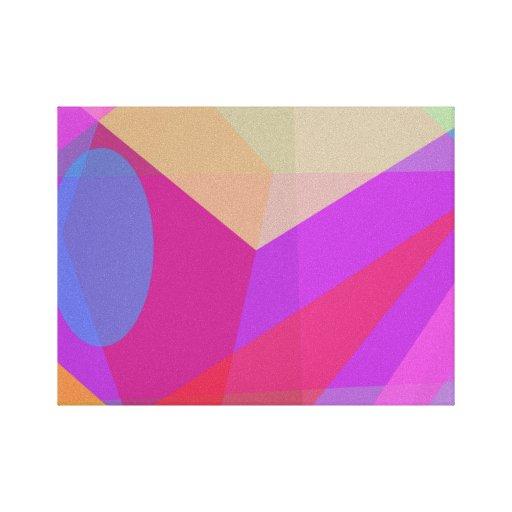 Dimensões Impressão Em Tela Canvas