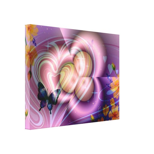 Dimensões celestiais - canvas impressão de canvas esticada