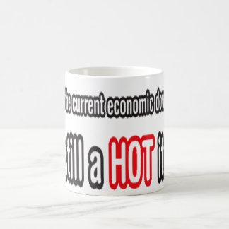 Diminuição econômica, Im ainda uma caneca de café