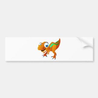 Dina o dinossauro adesivo para carro