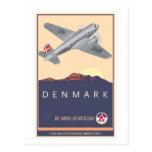 Dinamarca Cartão Postal