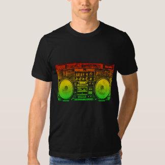 Dinamitador do gueto de Rasta Tshirts