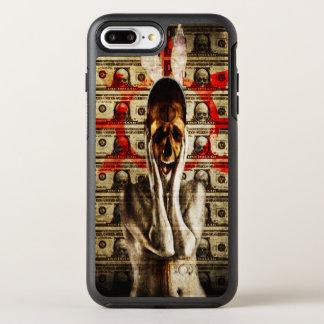 dinheiro 2013 capa para iPhone 7 plus OtterBox symmetry