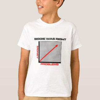 Dinheiro do Mo mais problemas Camiseta