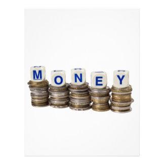 Dinheiro Modelo De Panfleto