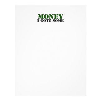 Dinheiro Modelos De Panfleto