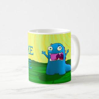 Dino, caneca de café