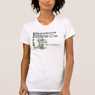 Dinossaur Camiseta