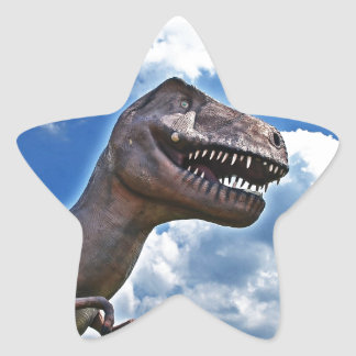 Dinossauro!!! Adesito Estrela