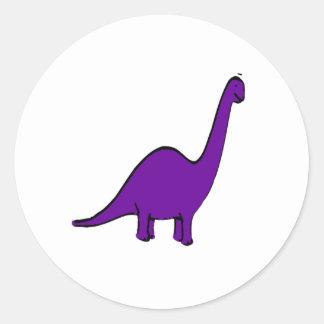 Dinossauro Adesivo