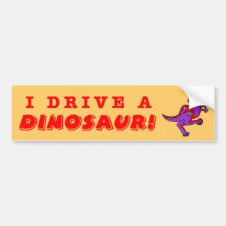Dinossauro Adesivo Para Carro