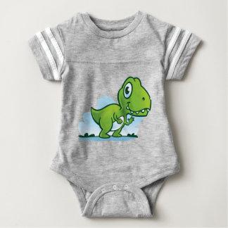 Dinossauro Body Para Bebê