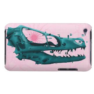 Dinossauro de Glitched Capa Para iPod Touch
