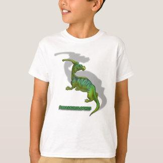 Dinossauro de Parasaurolophus Camiseta